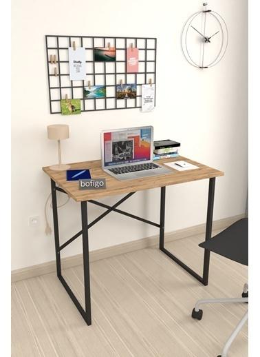 Bofigo Bofigo 60x90 cm Çalışma Masası Bilgisayar Masası Ofis Ders Yemek Masası Efes Yeşil